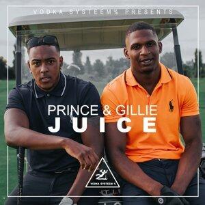 Prince & Gillie Foto artis