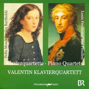 Valentin Klavierquartett Foto artis