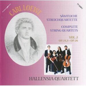 Hallensia Quartet Foto artis