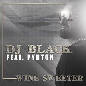 DJ Black feat. Pyhton Foto artis
