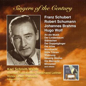 Karl Schmitt-Walter Foto artis