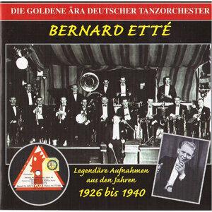 Bernard Ette Orchestra Foto artis