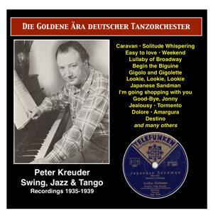Peter Kreuder Orchestra Foto artis