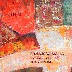 Francisco Sicilia, Juan Armani, Gabriel Alegre Foto artis