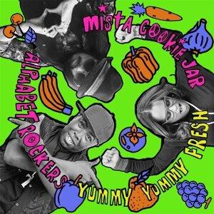 Alphabet Rockers, Mista Cookie Jar Foto artis