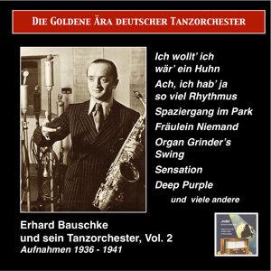 Erhard Bauschke Tanzorchester Foto artis