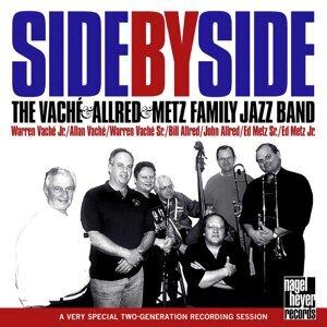 The Vaché Allred Metz Family Jazz Band Foto artis