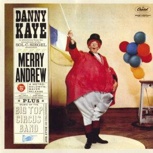 Danny Kaye, Big Top Circus Band Foto artis