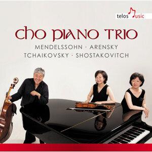 Cho Piano Trio Foto artis