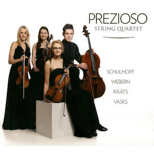 Prezioso String Quartet Foto artis