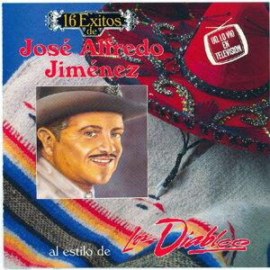 Jose Alfredo Jimenez al estilo de Los Diablos Foto artis