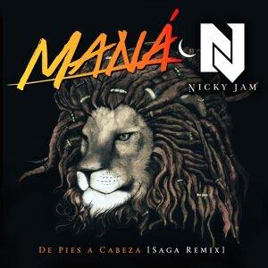 Maná & Nicky Jam Foto artis
