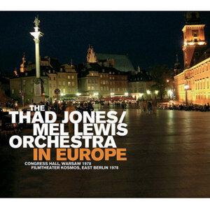 Thad Jones-Mel Lewis Orchestra, The Foto artis