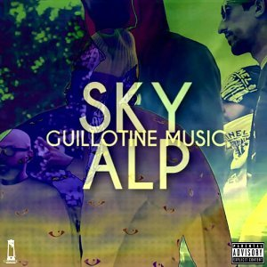 Sky, Alp Foto artis