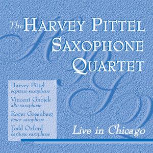 Harvey Pittel Saxophone Quartet, The Foto artis