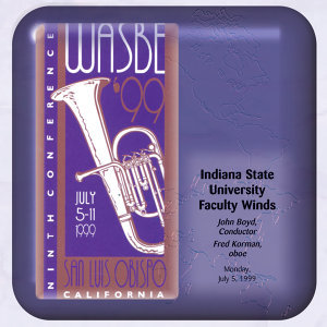 Indiana State University Faculty Winds Foto artis