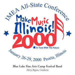 Blue Lake Fine Arts Camp Festival Band Foto artis