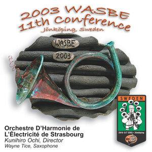 Orchestre d'Harmonie de l'Electricite de Strasbourg Foto artis