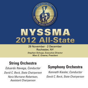 New York All-State Symphony Orchestra Foto artis