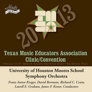 University of Houston Moores School Symphony Orchestra Foto artis