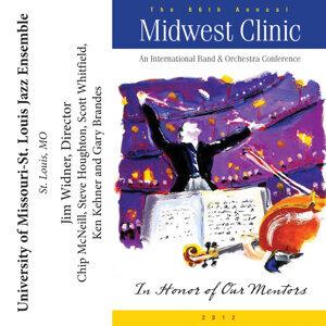 University of Missouri St. Louis Jazz Ensemble Foto artis