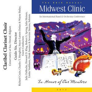 Claribel Clarinet Choir Foto artis