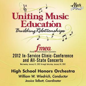 Florida High School Honors Orchestra Foto artis