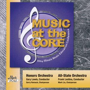 Illinois Honors Orchestra Foto artis