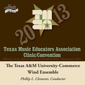Texas A&M University-Commerce Wind Ensemble Foto artis
