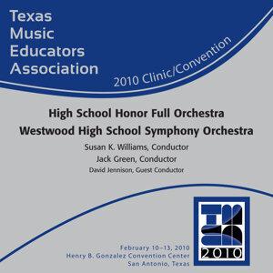 Westwood High School Symphony Orchestra Foto artis