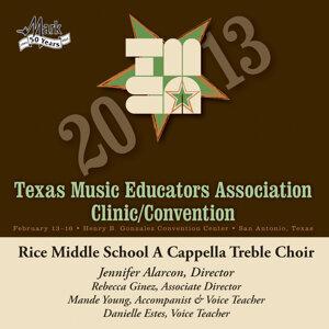 Rice Middle School A Cappella Treble Choir Foto artis