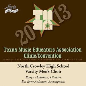 North Crowley High School Varsity Men's Choir Foto artis