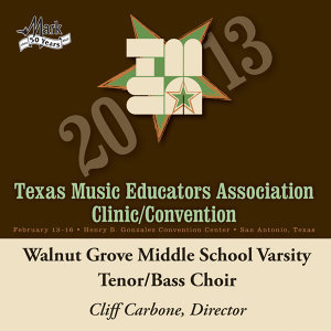 Walnut Grove Middle School Varsity Tenor/Bass Choir Foto artis