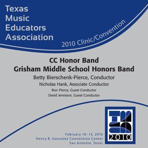 Grisham Middle School Honors Band Foto artis
