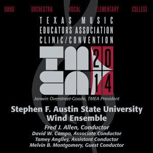 Stephen F. Austin State University Wind Ensemble Foto artis