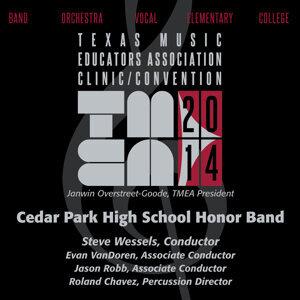 Cedar Park High School Honor Band Foto artis