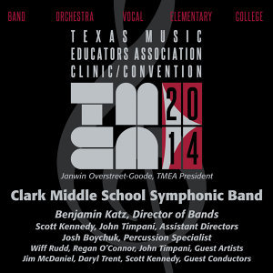 Clark Middle School Symphonic Band Foto artis