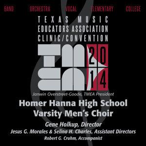 Homer Hanna High School Varsity Men's Choir Foto artis