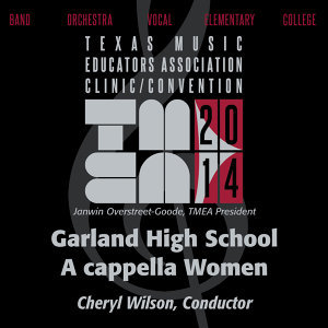 Garland High School A cappella Women Foto artis