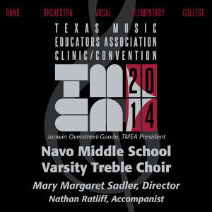 Navo Middle School Varsity Treble Choir Foto artis