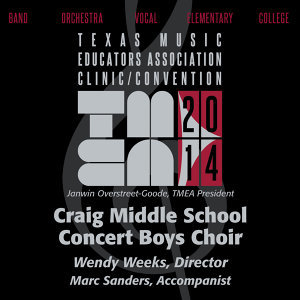 Craig Middle School Concert Boys Choir Foto artis