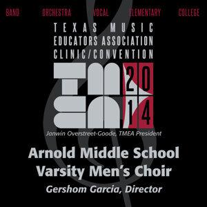 Arnold Middle School Varsity Men's Choir Foto artis