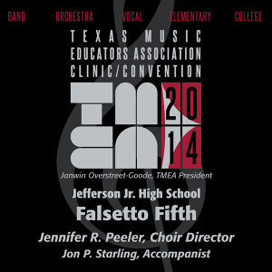 Jefferson Jr. High School Falsetto Fifth Foto artis