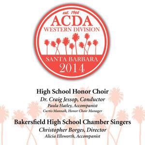 Bakersfield High School Chambers Singers Foto artis