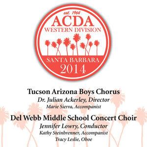 Del Webb Middle School Concert Choir Foto artis