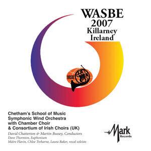 Chetham's School of Music Symphonic Brass Ensemble Foto artis