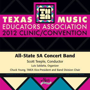Texas All State 5A Concert Band Foto artis