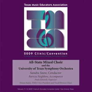 University of Texas Symphony Orchestra Foto artis