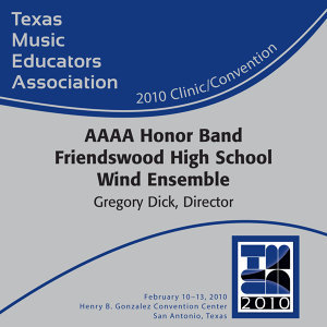 Friendswood High School Wind Ensemble Foto artis