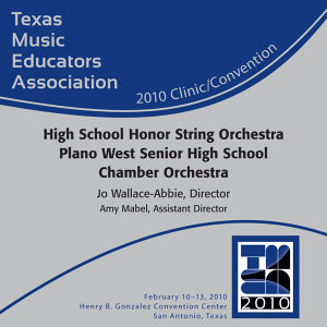 High School Honor String Orchestra Foto artis